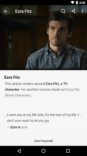 FANDOM for Pretty Little Liars 2.9.8 screenshots 3