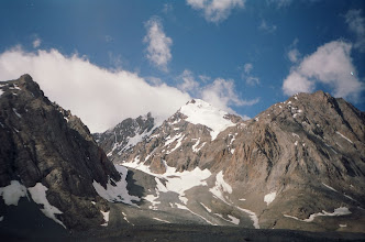 Photo: Archa-Kanysh, Moscow peak, ~5000
