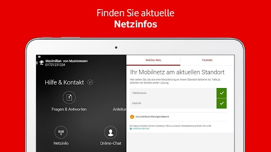 MeinVodafone screenshot 13