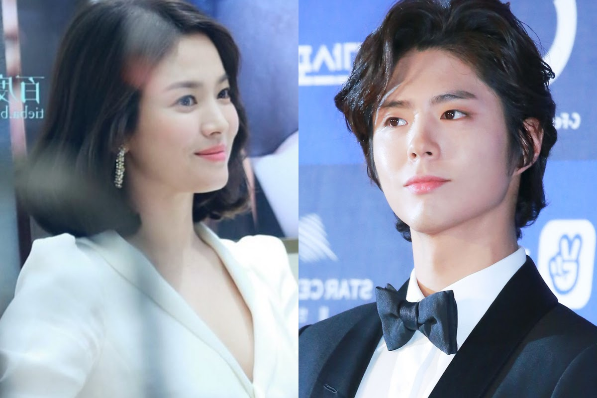 Song Hye Kyo Reported To Join Park Bo Gum In New Drama ...