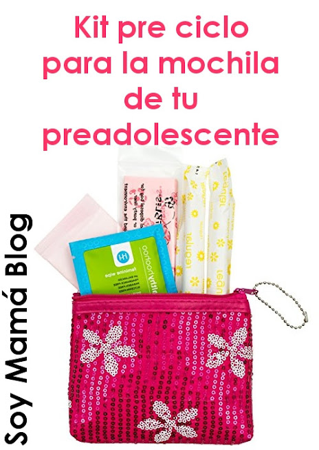 Kit pre ciclo para la mochila de tu preadolescente