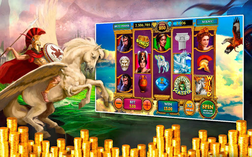 Silver Pegasus Slot Machines