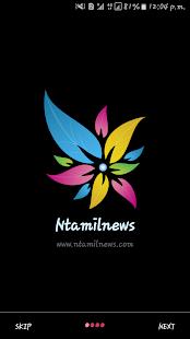 Ntamilnews - náhled