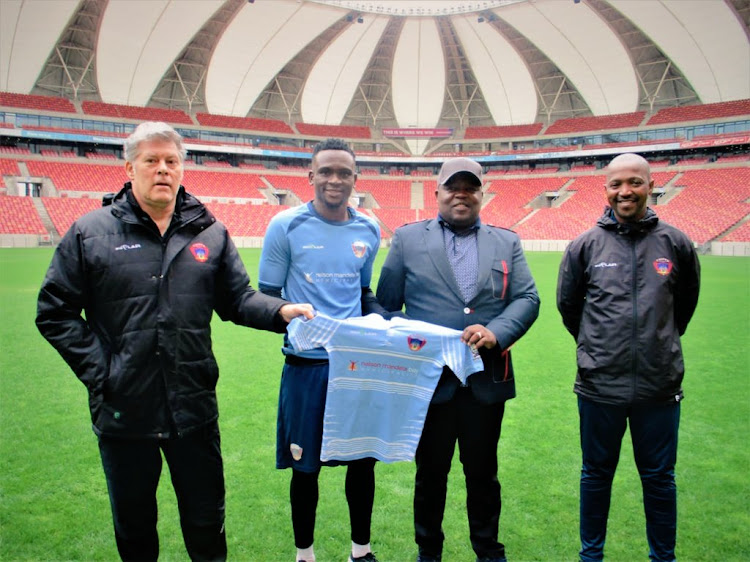 Chippa United are pleased to announce the signing of Luyolo Nomandela, who has signed a two year contract with the Club.