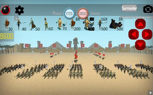 Clash Of Cleopatra 1.3 screenshots 1