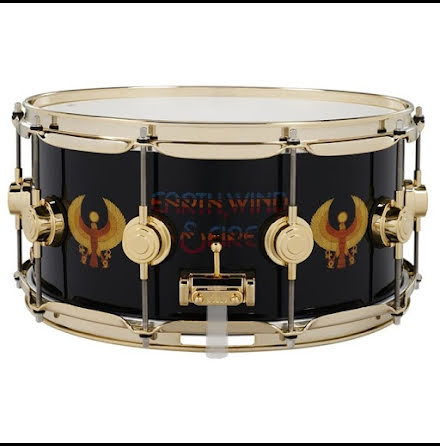 "14"" x6,5"" DW Icon Snare - Earth, Wind & Fire"