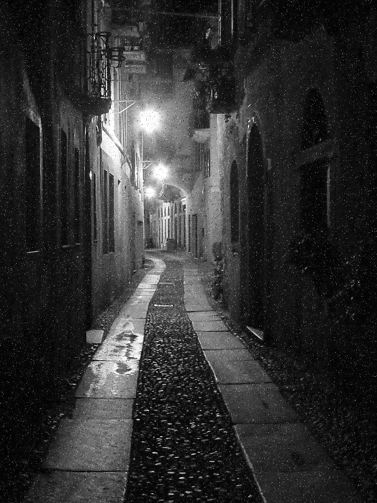 Scorcio romantico sotto la pioggia di MauroMgl