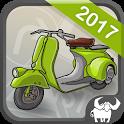 Führerschein Kl. AM Motorrad icon