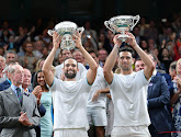 Dubbelspecialisten Cabal en Farah winnen Wimbledon na uitputtingsslag