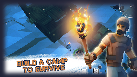 Darkest Winter: Last survivor MOD (Speed Move x5) 5