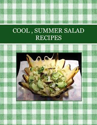 COOL  , SUMMER SALAD RECIPES