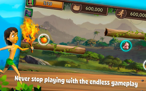 Jungle Book Runner: Mowgli and Friends 1.0.0.8 screenshots 17