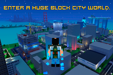 free block city wars for windows