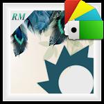 Flofeathrs - theme Xperia™ Icon