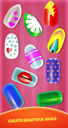 Nail Salon Fashion Game: Manicure pedicure Art Spa 1.5 screenshots 9