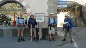 Marche de Bondues vers Rome 2015 avec Jacques Lepoutre au profit de L'Arche L'Atre