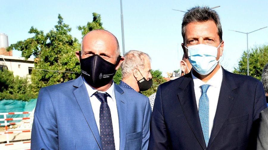 Massa le gana la pulseada a CFK y logra ubicar a uno de los suyos en reemplazo de Meoni: Alexis Guerrera es el nuevo Ministro de Transporte