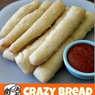 Little Ceasar's Crazy Bread Copycat