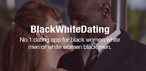 black white interracial dating app