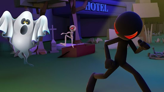 Haunted Hotel Shadow Escape 3D- screenshot thumbnail