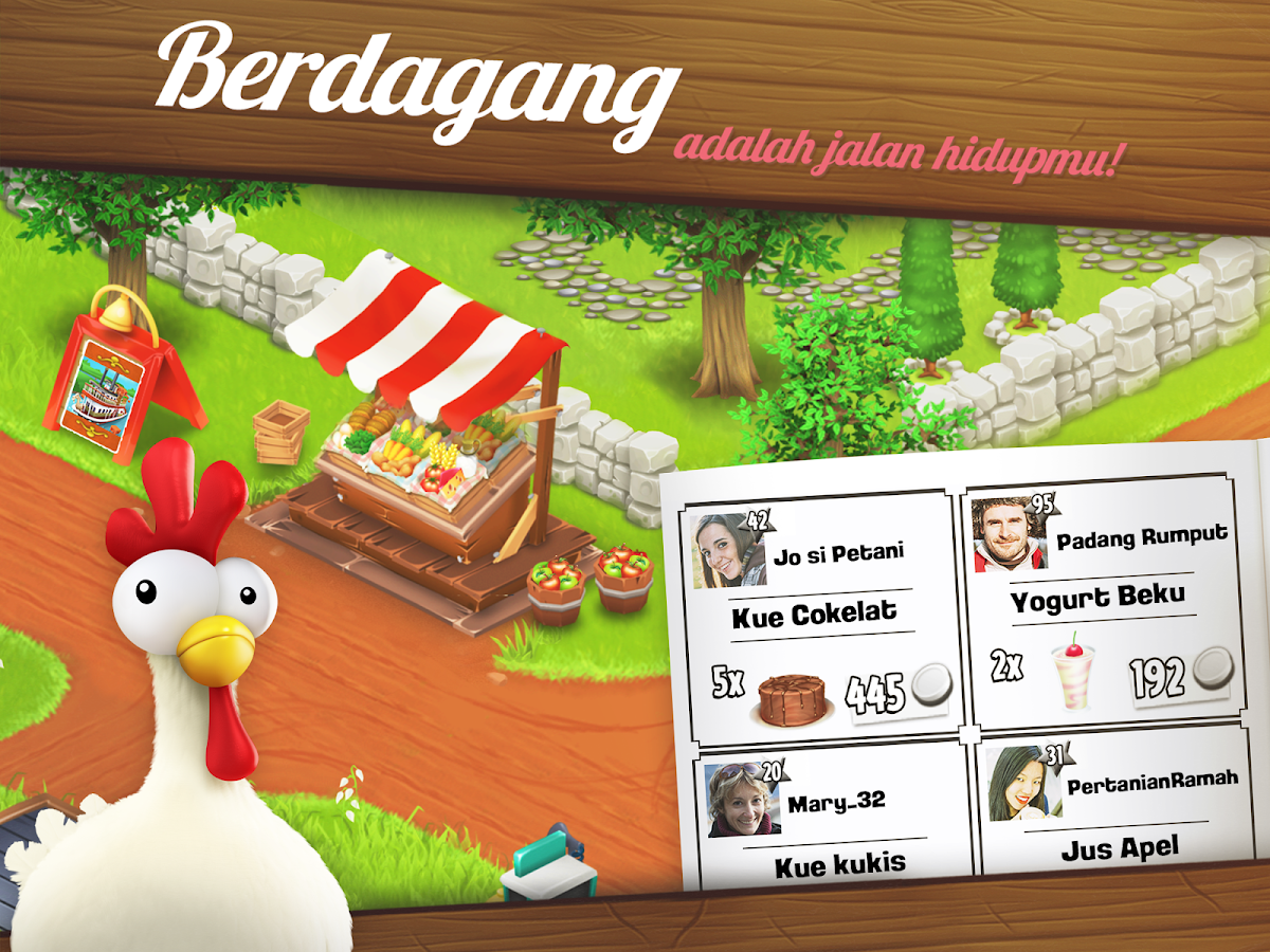 Hay Day Apl Android Di Google Play