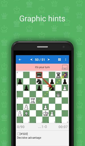 Chess Combinations Vol. 1  screenshots 1