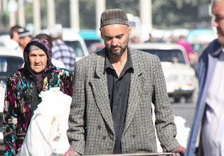 Photo: Day 166 - A Meeting/Pickup/Collection Point On the Way Out of  Samarqand #3