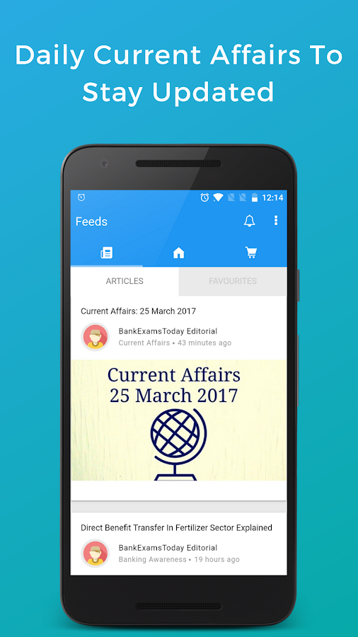 Daily Current Affairs and GK- screenshot