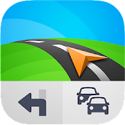 Icon GPS de navigation & Cartes hors-ligne Sygic
