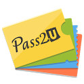 Pass2U Wallet - store cards, coupons, & rewards icon