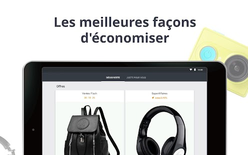 AliExpress Shopping – Vignette de la capture d'écran