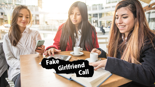 Fake GirlFriend Calling : Prank app apktram screenshots 3