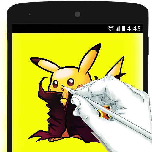 Drawings Halloween Anime 遊戲 App LOGO-硬是要APP