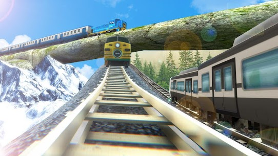 Hill Train simulator 2019 – Train Games 4
