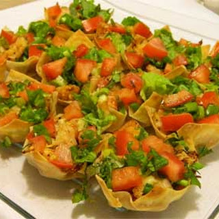 10 Best Mini Tacos With Wonton Wrappers Recipes