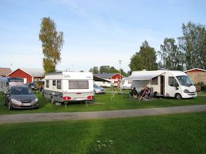 Photo: Retkelle osallistui kuusi vaunukuntaa.