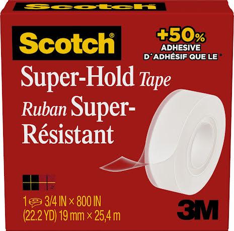 Tejp Scotch SuperHold 25x19mm