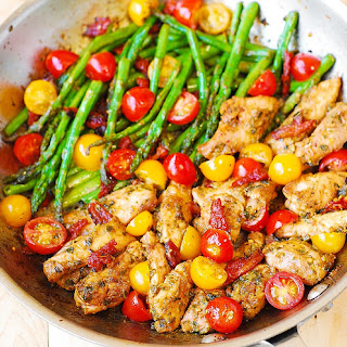 Chicken With Red Pesto Sauce Recipes