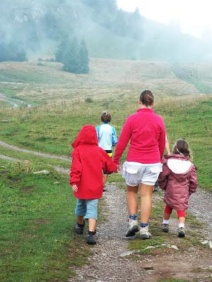 camminata in montagna di caterina_kitta
