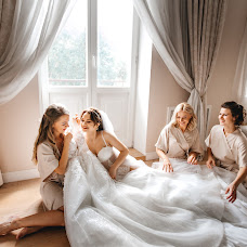 Wedding photographer Viktoriya Petrenko (Vi4i). Photo of 26.10.2018