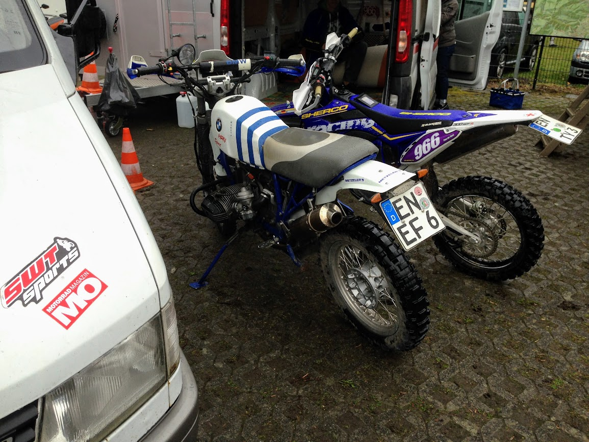 BMW Motorrad meets Serco