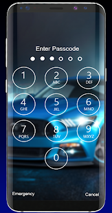 Street Racing Lock Screen & Wallpapers - náhled