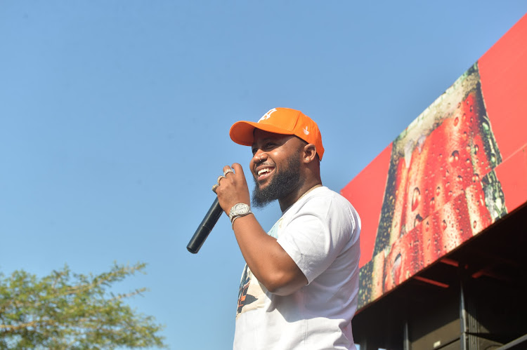 Rapper Cassper Nyovest has shut down any suggestions he could be the next celeb to get a roast.