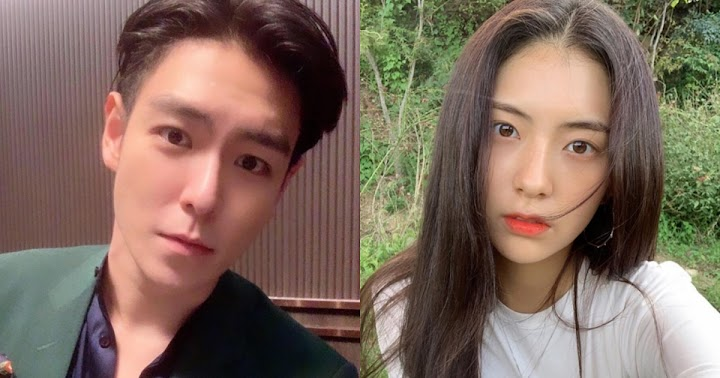 YG Entertainment Responds To BIGBANG T.O.P's Dating Rumor With Kim ...