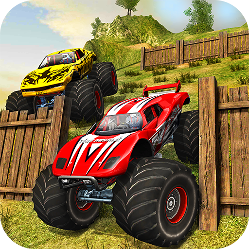 Uphill Monster Truck Driving Simulator 20