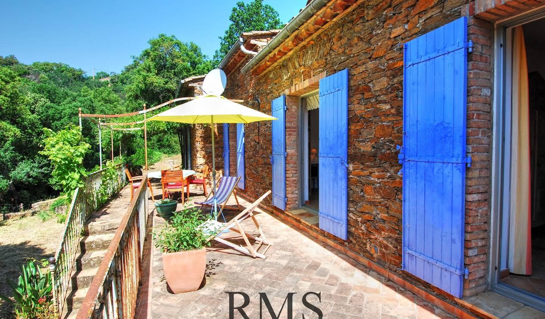 Maison avec piscine et terrasse La Garde-Freinet