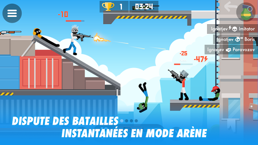 Stick Combats : shooteur JcJ en ligne  urgencyclopedie.info 1