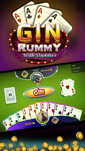 Gin Rummy - Online cheat screenshots 5