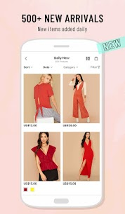 SHEIN-Fashion Shopping Online 4