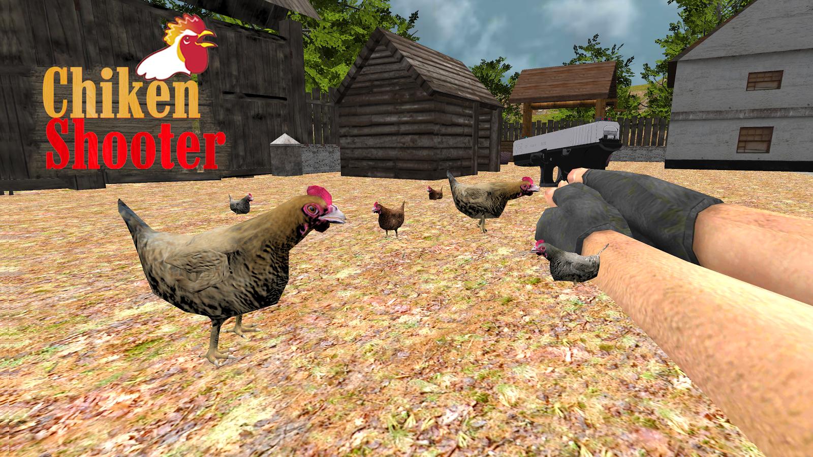 chicken farms games